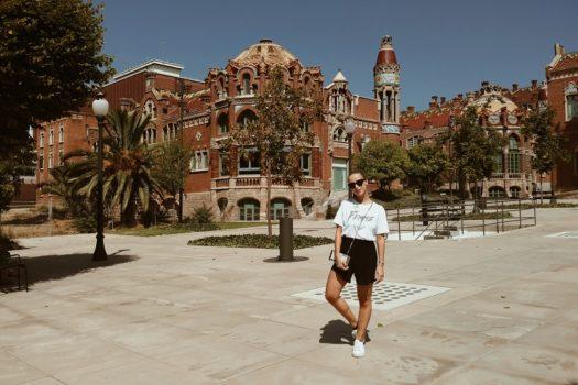 Das ist mein coolster Urlaubslook aus Barcelona! (+ 2 Geheimtipps)