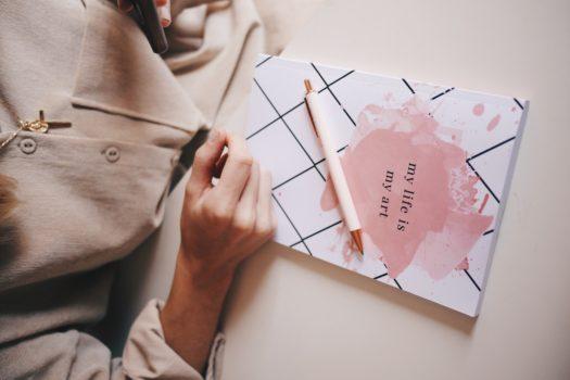 Meine eigenen Notizbücher – Von der Idee bis zum Produkt