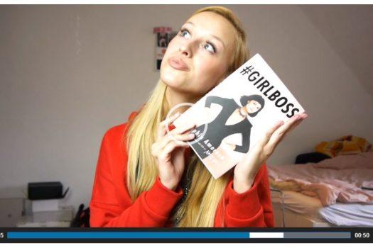 Im Video vorgestellt: Das sind meine 3 Lieblingsbücher für Girlbosses!