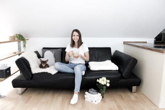 """Chiara Bachmann von Fräulein Finance: """"Ich möchte dazu ermutigen in kleinen Schritten anzufangen"""""""