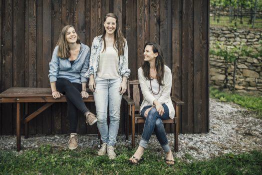 """Andrea, Denise und Verena von Feminine Food: """"Lass dich auf die spannende Reise zu deiner Weiblichkeit ein"""""""