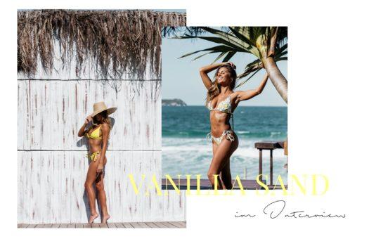 """VANILLA SAND Gründerin Corinna Dickenbrok """"Mit meiner Swimwear möchte ich den Ozean vor Plastik retten"""""""