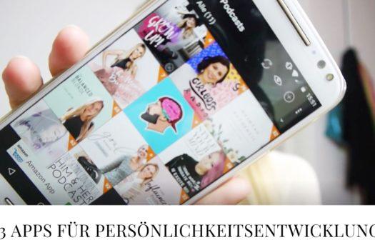 Video: Die 3 besten Apps, die dir bei deiner Persönlichkeitsentwicklung helfen