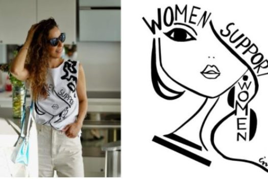 Interview mit Jasmin Khezri: Illustratorin von IRMA, Art Director und Gründerin von IRMAS WORLD