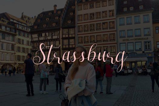 Mein Straßburg-Trip und 5 Dinge, die ich von den Franzosen gelernt habe