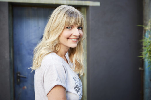 """Texterin, Speakerin und Autorin Nadine Nentwig: """"Kluge Frauen scheitern anders"""""""