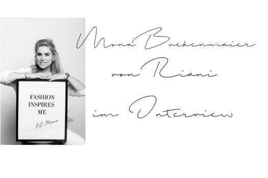 """RIANISTA Mona Buckenmaier: """"Schönheit hat nichts mit Konfektionsgröße zu tun"""""""